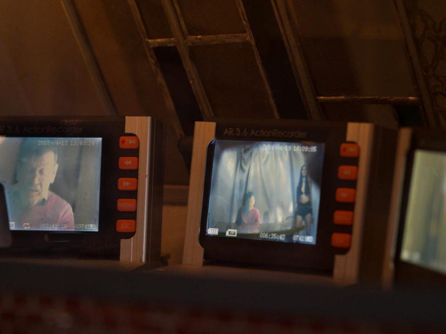 TV-Studio in XXS