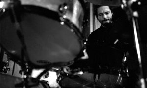 Matthieu Chazarenc, drums
